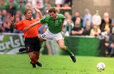12 of the most memorable Ireland-Netherlands encounters