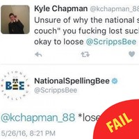 This guy called out America's Spelling Bee on Twitter and it went horribly wrong