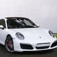 Dream car of the week: Porsche 911 Carrera S Coupe
