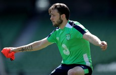 Arter, Duffy and McGoldrick handed starts in experimental Ireland side