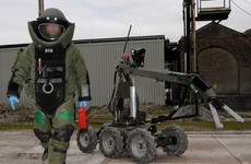 """Bomb disposal unit carry out controlled explosion on """"viable"""" artillery shell in Cork"""