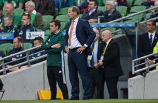 'Third place in the group can be enough' - Dutch boss on Ireland's Euro hopes