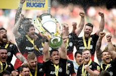 Saracens retain the Premiership title to do a domestic and European double
