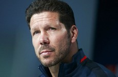 Simeone considering Atletico Madrid future