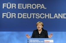 Debt crisis is Europe's worst moment since WW2 - Merkel