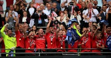 Corkman Hourihane leads Barnsley to the Championship with Wembley win over Millwall
