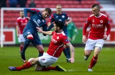 Sadlier brace sees Bit O'Red clinch victory in western derby