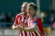 Daniels nets again for Derry as Bray suffer their eighth consecutive defeat