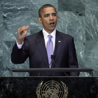 A Palestinian state could rise within a year: Obama
