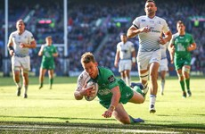 Relive all the highlights from Connacht's memorable Pro12 final victory