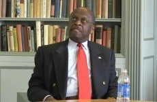 Herman Cain on Libya: 'President Obama supported the uprising. Correct?'