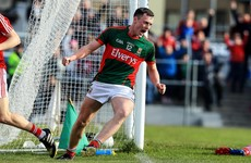 Mayo star O'Connor claims U21 Player of the Year award