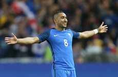 Another game, another absolutely superb Dimitri Payet free-kick
