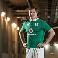 Heaslip 'not doing cartwheels' for Connacht, but can see a very bright side for Irish rugby