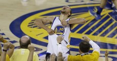 That's why they're champions! Curry too hot to handle as Warriors complete stunning comeback against OKC