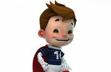 From Trix and Flix to Slavek and Slavko: Meet your latest Euros mascot, Super Victor