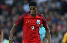 From youth team to Euro 2016: The meteoric rise of Marcus Rashford