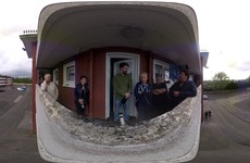 WATCH: 360° documentary lets viewers explore a soon-to-be-demolished Dublin flat complex