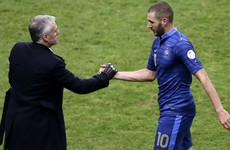Benzema: Deschamps has 'bowed to racists' by not selecting me for Euro 2016