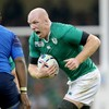 Paul O'Connell has been talking to the IRFU about his coaching future