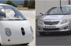 Without the budget of Google, these Waterford students created a self-driving car