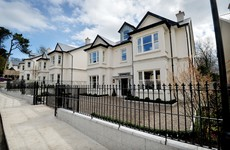 There are six stunning detached houses available in this Killiney development