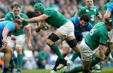 IRFU looking to ID best talent from age of 15 as Nucifora plans for future