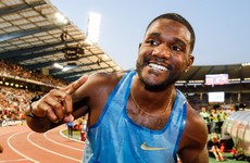 Justin Gatlin hits back at media portraying him as the track 'villain'
