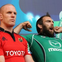 Caption comp: win tickets to Leinster Heineken Cup game this weekend