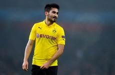 Man City make Dortmund's Ilkay Gundogan Pep's first signing