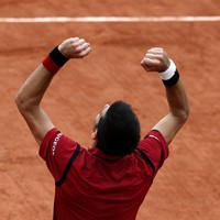 Today's win at Roland Garros saw Novak Djokovic become tennis' first $100 million man