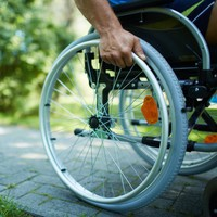 Woman with 102 convictions jailed after robbing a disabled man in a wheelchair