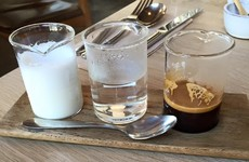 This picture of a 'deconstructed coffee' has people absolutely raging