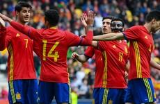 'Spain favourites to win Euro 2016'
