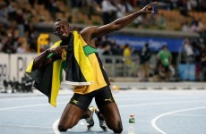 Michael Johnson is the only person mad enough to doubt Usain Bolt