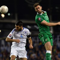 Without a goal for Ireland, it's not inconceivable that Daryl Murphy will start a group game in France