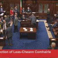 Healy-Rae talks up candidate's mass-going record as TDs attempt to elect deputy chairman