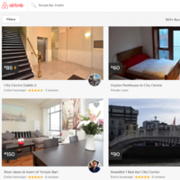 Dublin City Council says fulltime Airbnb rentals need planning permission