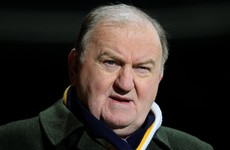 George Hook is leaving the Independent for a 3-year-old sports website