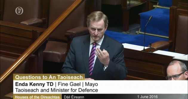 FactCheck: Did Enda Kenny mislead the Dáil over the Eighth Amendment?