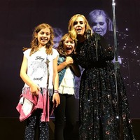 Adele pulled a random fan up on stage, then freaked out once she realised she knows her