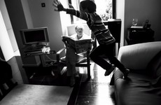 This Dublin photographer takes a photo of his kids every day to celebrate 'little moments'