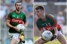 3-time Allstar Higgins and All-Ireland U21 winner Kenny named on Mayo hurling team