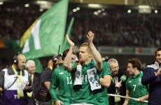 Worth the wait: Damien Duff hails long overdue qualification