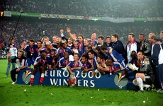 Quiz: How well do you remember Euro 2000?
