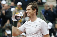 Murray sends defending champion packing to reach first French Open final