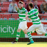 Miele on the mark as Shamrock Rovers take derby win away to Saints