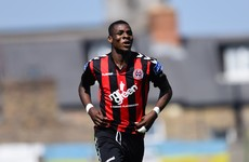 Akinade on target again as Bohs make it two wins in a row