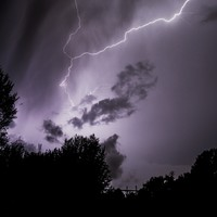Eight people seriously injured after being struck by lightning in Germany