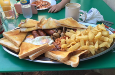Ricky Hatton's calorific Benidorm breakfast and more in our tweets of the week